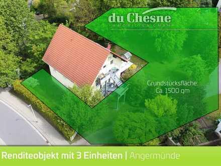 Anlageobjekt bestehend aus 3 Eigentumswohnungen