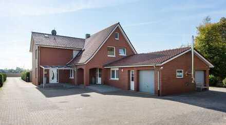KVBM bietet an: Top modernisiertes Ein-/Zweifamilienhaus mit viel Platz in und ums Haus!