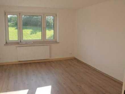 praktische 3-Raum-Wohnung in ruhiger Lage, naturnah, ideal für Familien oder Singles