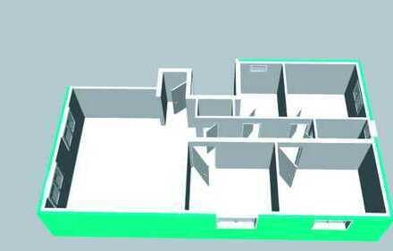 Ansprechende, neuwertige 4-Zimmer-Wohnung mit gehobener Innenausstattung in Büttelborn