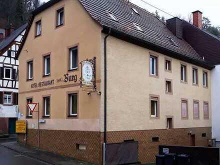 Historisches Gasthaus (1804) mit 7 Gästezimmern in Elmstein - im Herzen des Pfälzer Waldes