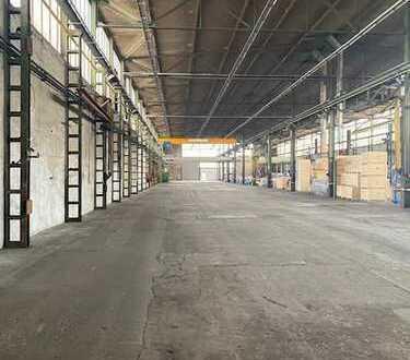 Gewerbe Kalthalle für Produktion oder als Lager zu vermieten!