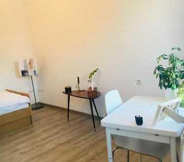Super-zentrales 12 qm Zimmer in 4er-WG in der Innenstadt (Pfleghofstr.) nahe Outlet City