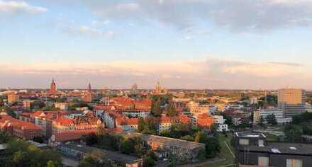 Freundliche 3-Zimmer-Wohnung mit Balkon und EBK in Hannover