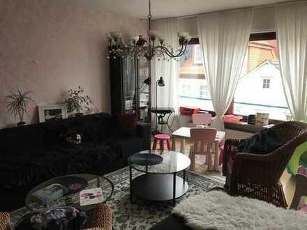 Gepflegte 6-Zimmer-Wohnung mit Balkon im Stadtkern