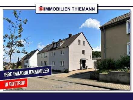 iTH:  Wohnen in Bestlage! Gepflegte 2,5-Raum Erdgeschosswohnung in Bottrop City zur Miete