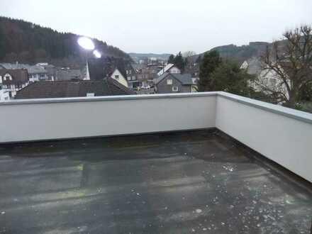 ERSTKLASSIGE Wohnung mit 34 m²-Balkon, mit 3 Zimmern, mit Aufzug in top zentraler Lage von NETPHEN !