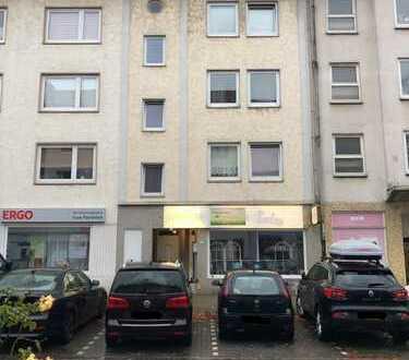 Walle! 2 Zimmerwohnung mit Balkon in zentraler Wohnlage!