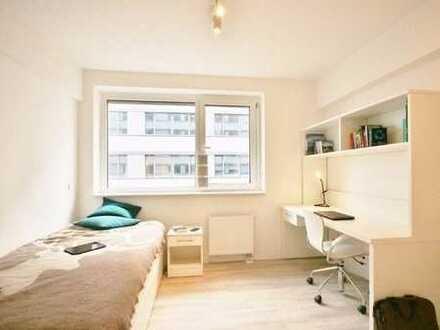 Möbliertes 2-Zimmer Appartement zentral gelegen