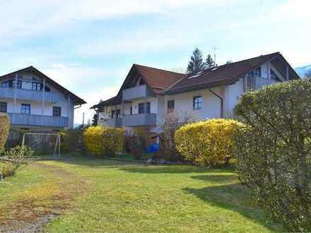 Gepflegte 3-Zimmer-Wohnung mit attraktivem Grundriss und schönem Blick