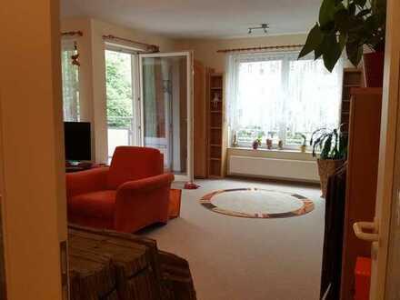 2-Zimmer-Wohnung mit Balkon und EBK in Weißensee, Berlin