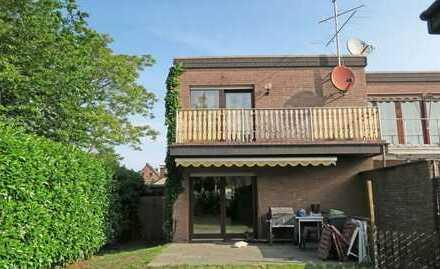 Charmante Doppelhaushälfte mit Garten, Balkon und Garage