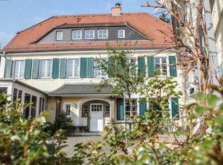 Einzigartiges Anwesen in traumhafter Lage mitten in Radebeul!!!