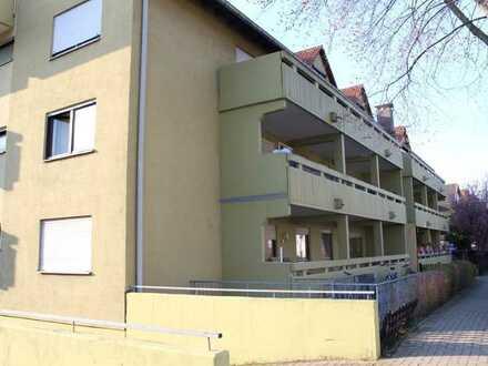 Vermietete 1-Zimmerwohnung mit Garage & Balkon