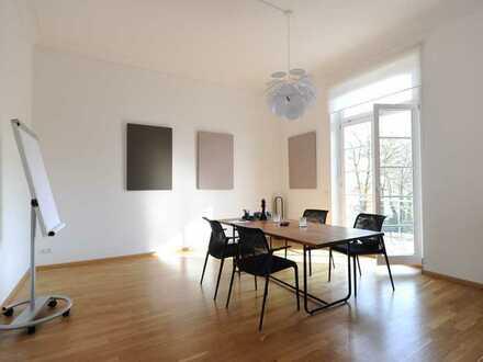 Büro/Praxis in renoviertem Altbau für für ein bis zwei Jahre