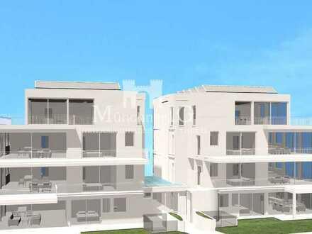 MÜNCHNER IG: 1.730 qm Baugrundstück für Luxusneubauwohnungen mit mind. 1.600 qm Wohnfläche