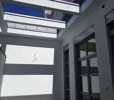 Aussergewöhnliche 3-Zimmer-Terrassenwohnung mit Loftcharakter in Dreieich - Sprendlingen