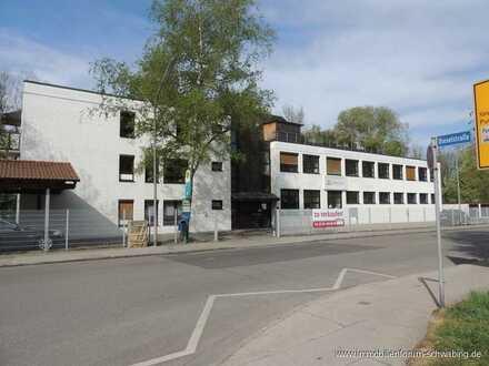 Büro und Lagergebäude im Gewerbegebiet Puchheim