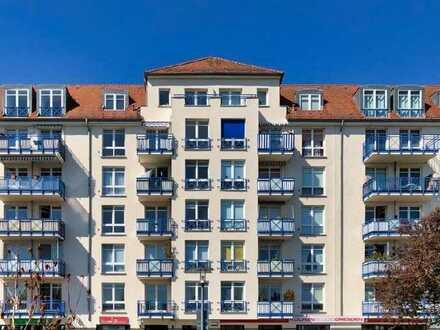 Eigentumswohnung mit Balkon in Dresden Johannstadt zum Kauf!