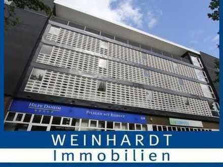 Gepflegte 2-Zimmer Wohnung im beliebten Hamburger Stadtteil Barmbek-Nord