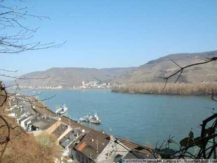 Grundstück mit herrlichem Rheinblick und vielfältigen Nutzungsmöglichkeiten