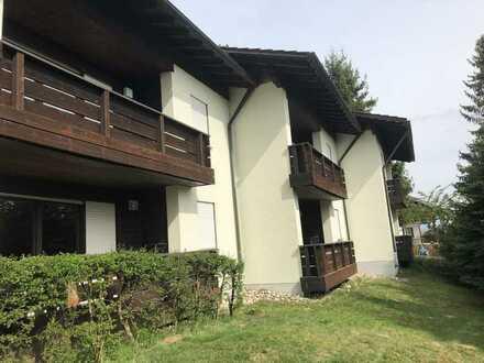 3 ZBK Wohnung WG Küche Garten bayrischer Wald Deggendorf Balkon Bischofsmais Wg 75 m2 Garage