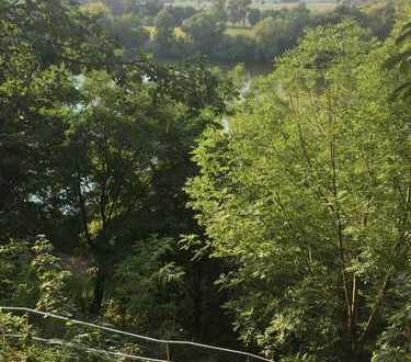 Top Angebot - Einziehen und wie im Urlaub fühlen - privater Weg runter zum Mainufer in Kelsterbach