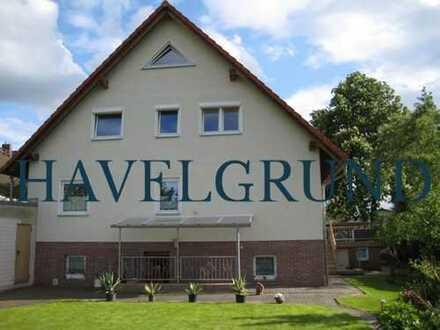 Helle 3 Zimmer - Wohnung mit Dachstudio im Obergeschoss eines Einfamilienhauses in Dallgow-Döberitz