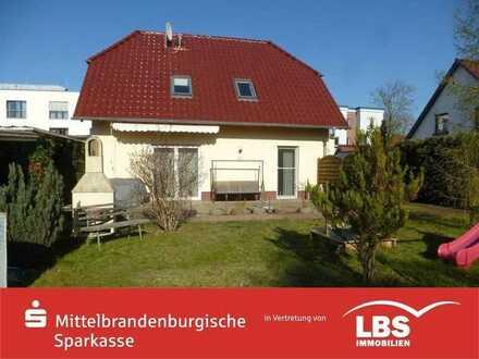 Schönes Einfamilienhaus im Ortskern von Premnitz