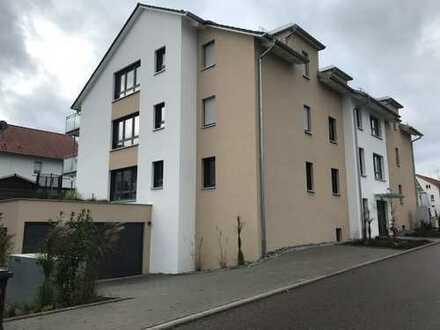 2,5-Zimmer-Erdgeschoss-Wohnung mit Terrasse/Garten und Einbauküche in Nordheim (Kreis Heilbronn)