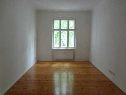 An der Wuhlheide! - wunderschöne 3 Zimmerwohnung - Dielen - EBK - Balkon - WG - ca. 96m² - 977€ warm