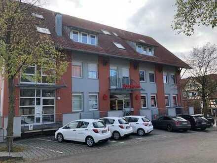 Geschäftsräume im Zentrum von Sulzdorf...