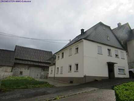 Schönes Haus mit Scheune nahe bei Idar-Oberstein