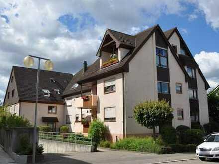 3 Zimmer-Maisonette-Wohnung in Renningen