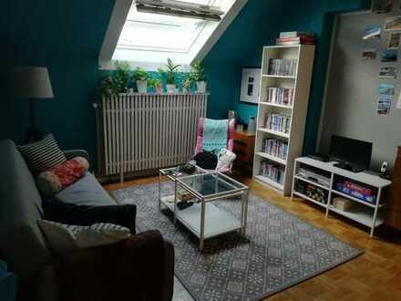 Freundliche 3-Zimmer-Dachgeschosswohnung, zentral in Bochum