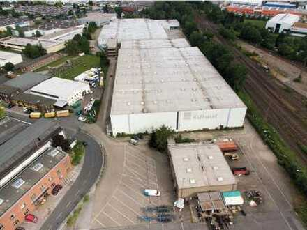 Logistikzentrum in zentraler Lage von NRW zu vermieten
