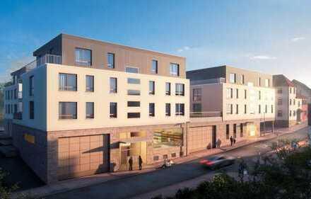 Barrierefreie 2-Zimmer-Wohnung mit Terrasse im 1. OG (Whg . 9)