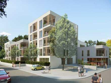 Erdgebschosswohnung in Neubauprojekt