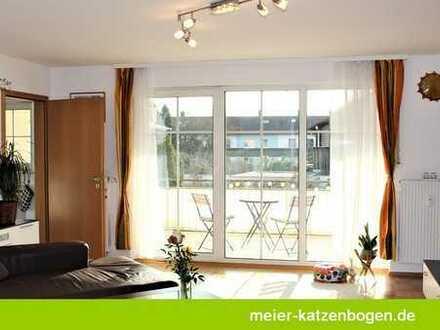 Großzügige 3-Zimmerwohnung mit Küche, Balkon und Tiefgarage
