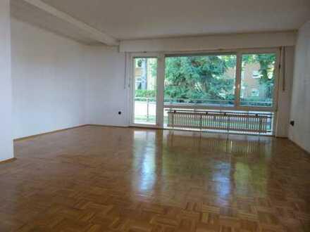 Gepflegte 3,5-Zimmer-Erdgeschosswohnung mit Balkon in Unna