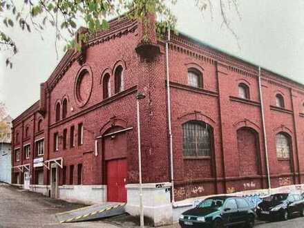 Historische Lager- und Produktionshalle in zentraler Lage