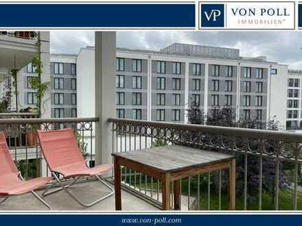 Gut geschnittene 2-Zimmer-Wohnung in Haidhausen