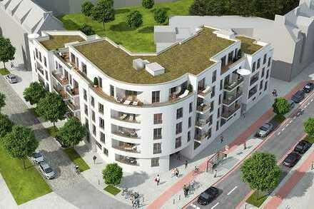 2 - Zimmer-Wohnung im Neubau in Findorff (Erstbezug!)