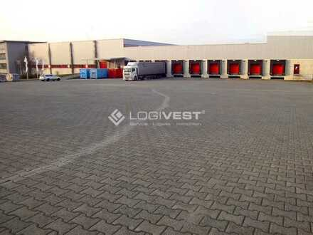 10.000 m² Lagerhalle mit Freifläche in Oberdischingen