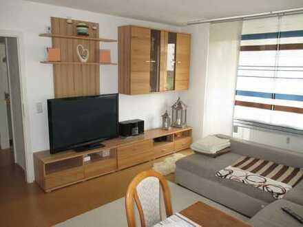 Große 3-Zimmer-Erdgeschosswohnung in grüner Umgebung zu vermieten