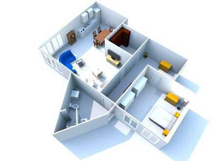 **Helle, offene und sehr moderne 2,5-Zimmerwhg. inkl. Einbauküche / tolle Lage von Wüstenrot**