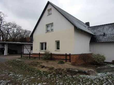 Hochwertig saniertes 1-2-Familienhaus mit Wintergarten und Blick in die Natur Nahe Belgern