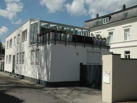 Schicke Maisonettewohnung in der Herforder Innenstadt, direkt am Wall gelegen