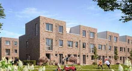 Neubau mit Top-Ausstattung und Südausrichtung in attraktiven Baugebiet