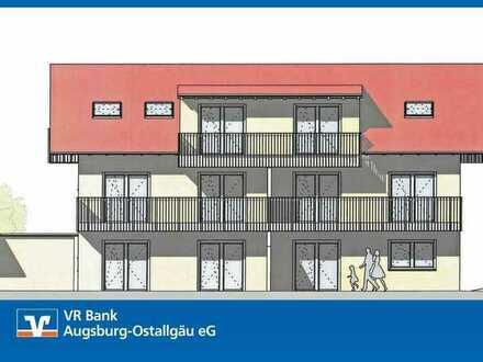 """***PROVISIONSFREI*** Neubau 2,0-Zimmer Erdgeschosswohnung in Pfronten """"Bauvorhaben Tiroler Straße"""